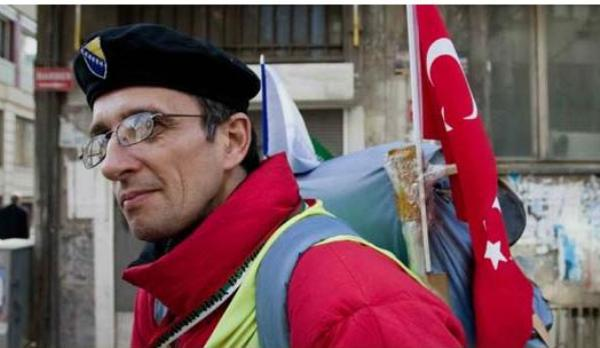 Bosnian man walks 5,700km to Makkah to perform hajj